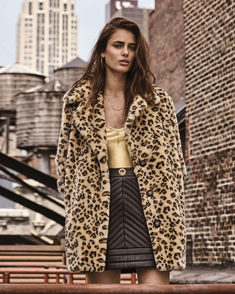 Hello Taylor Hill Topshop Fall 2016 New Campaign_1