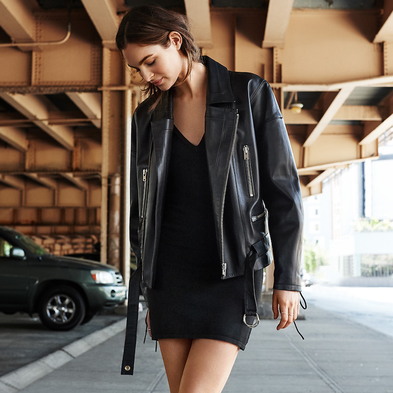 IRO Milton Leather Jacket