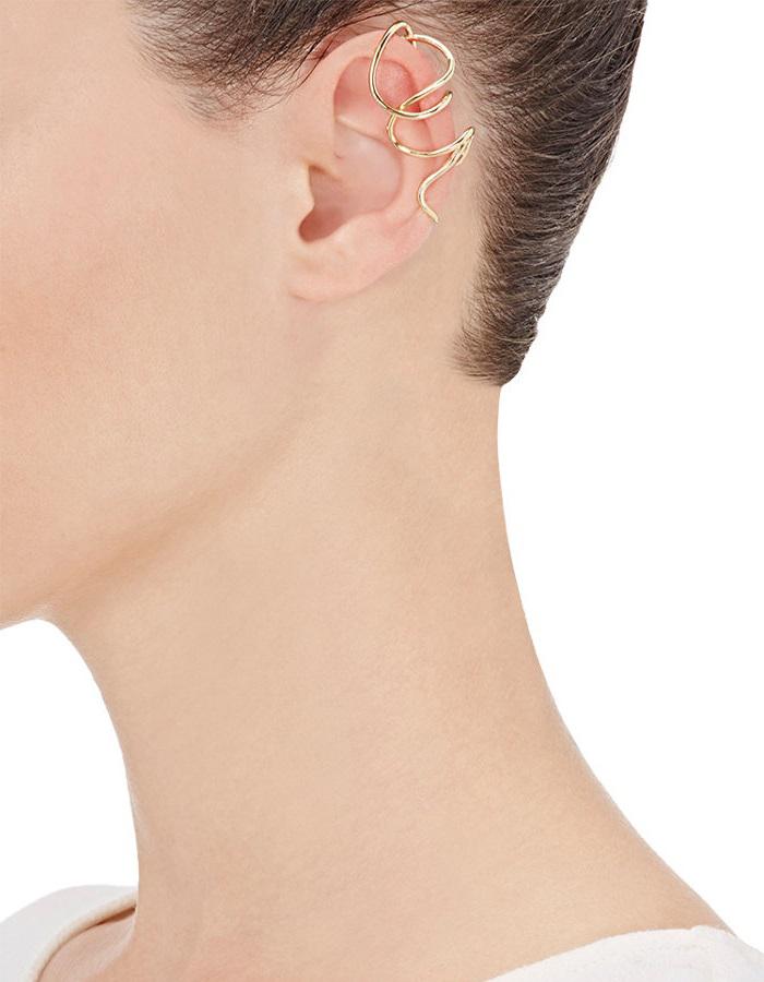 Jennifer Fisher Chaos Ear Cuff