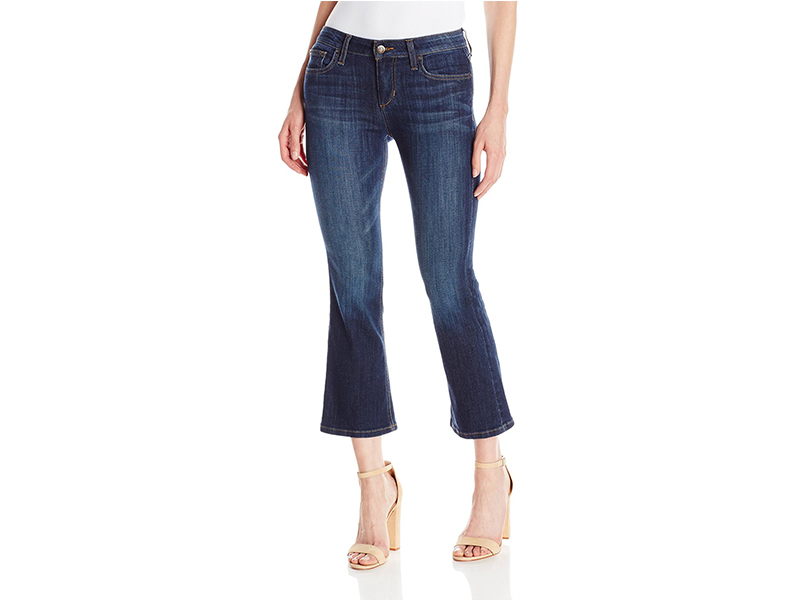 Joe's Jeans The Olivia Cropped Flare Jean in Shawna