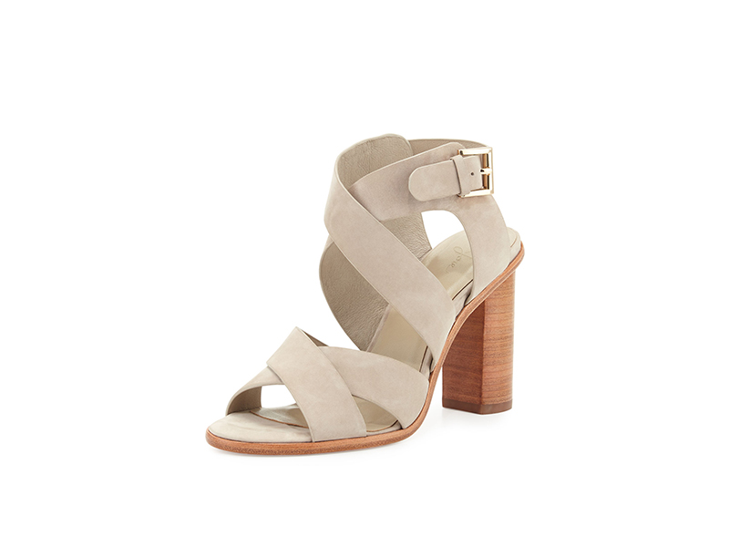 Joie Avery Crisscross Nubuck City Sandal