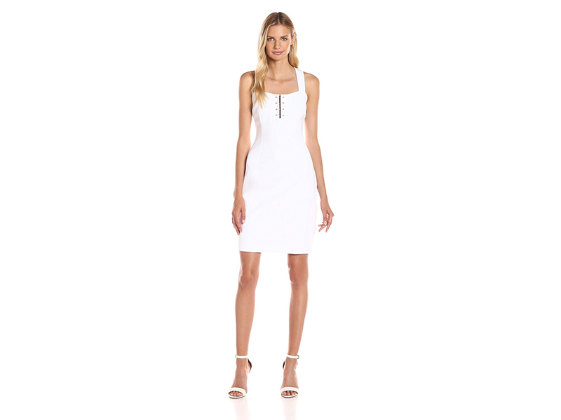 KENDALL + KYLIE Pierced Mini Dress