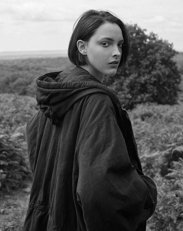 Katharine Hamnett x YMC Padded Parka Jacket