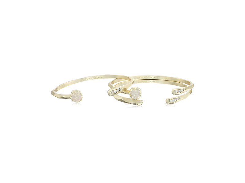 Kendra Scott Blake Cubic Zirconia Bangle Bracelet