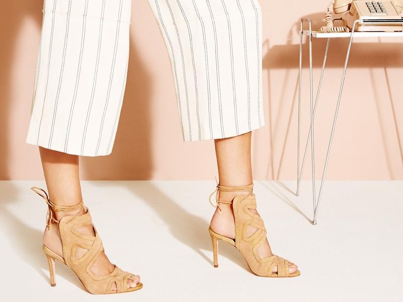 Loeffler Randall Leila Gladiator Sandals
