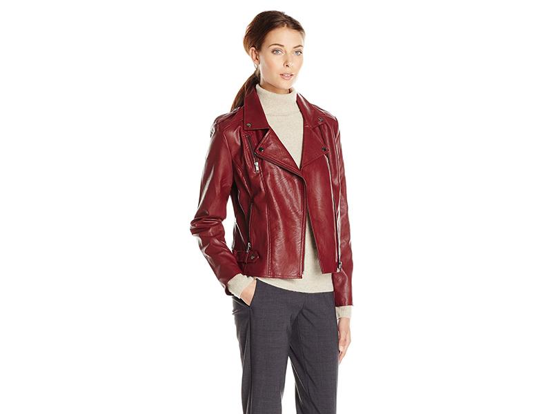 MINKPINK Sugar Coat Pu Biker Jacket
