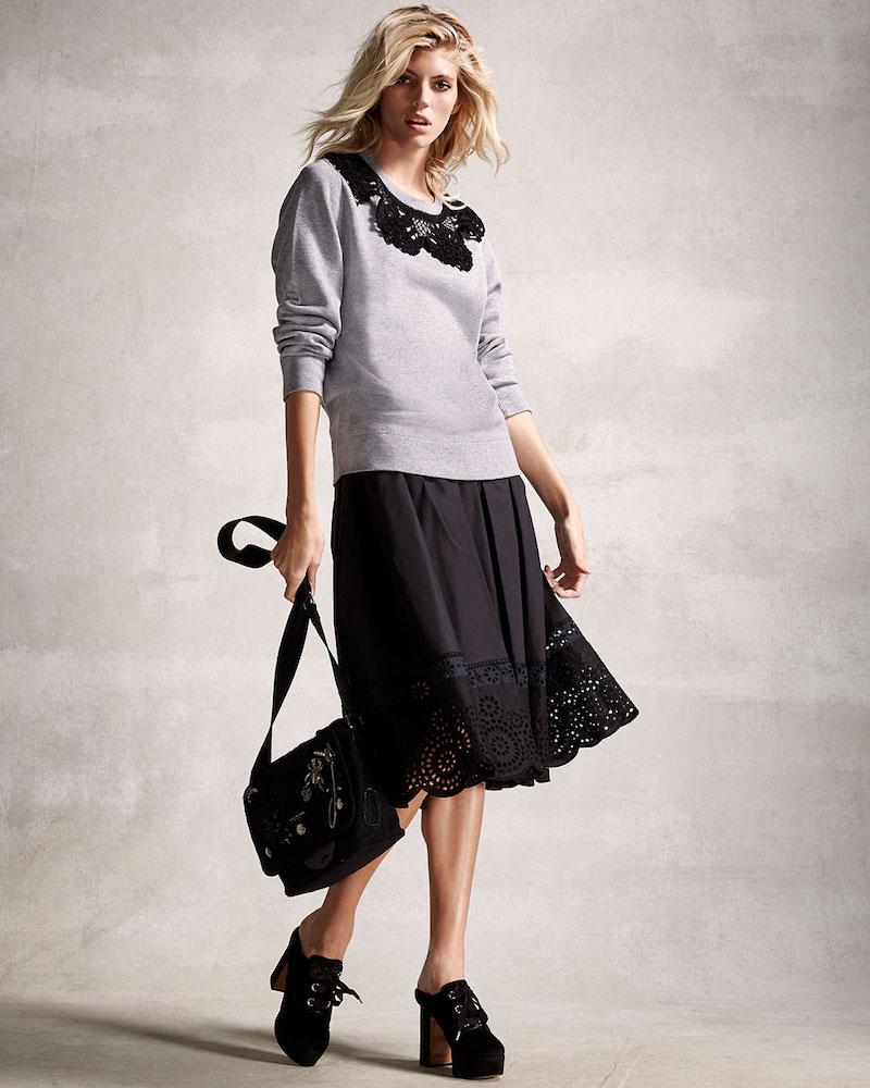 Marc Jacobs Rummage Small Embellished Messenger Bag