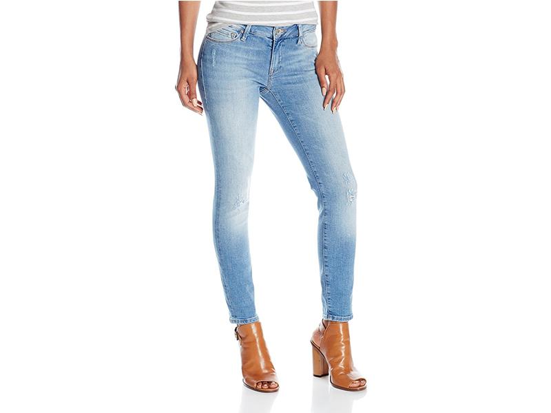Mavi Adriana Ankle Lt Indigo Used Vintage Jean
