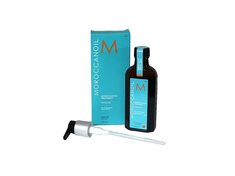 Moroccanoil Oil Treatment Hair Oil with Pump