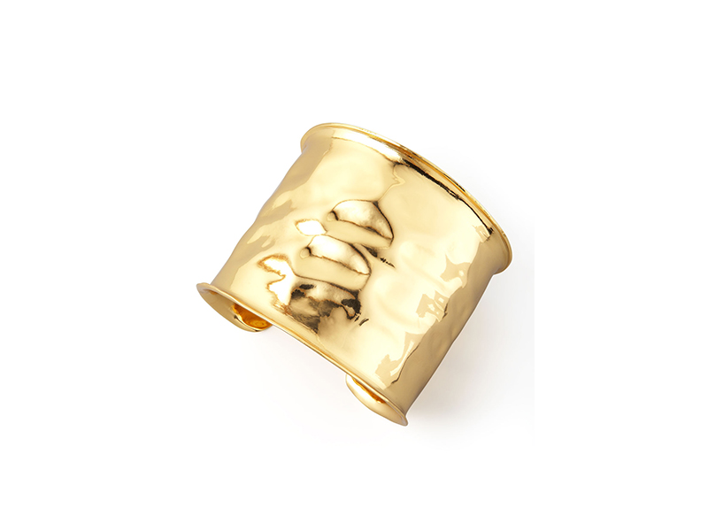 NEST Jewelry Gold Geometric Cuff