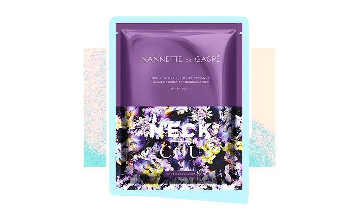 Nanette de Gaspé Restorative Techstile Neck Masque