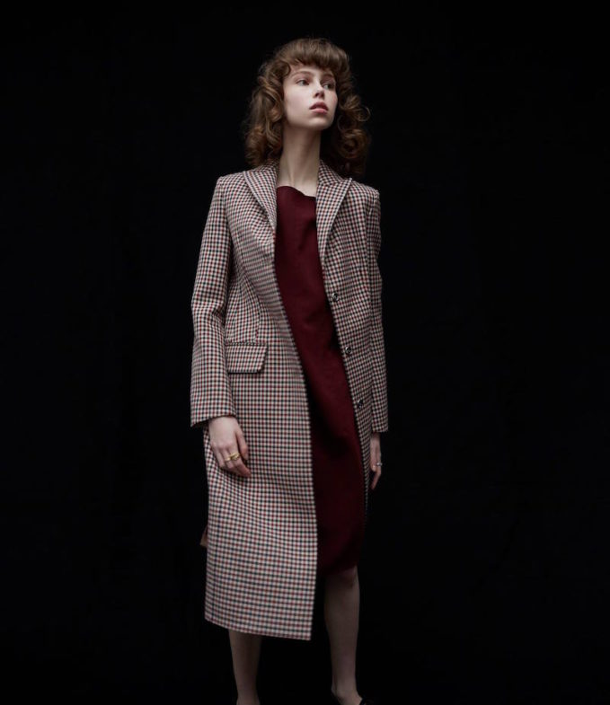 Nina Ricci Bateau-Neck Shift Dress