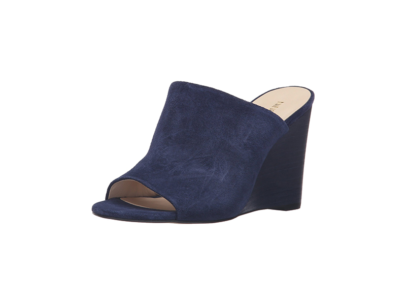 Nine West Felana Suede Wedge Sandal
