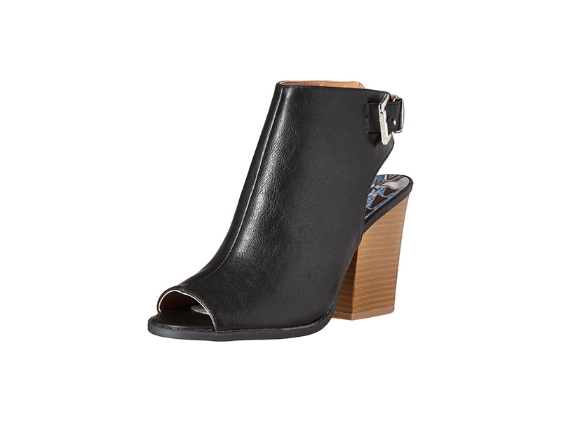 Qupid Barnes-38a Ankle Bootie