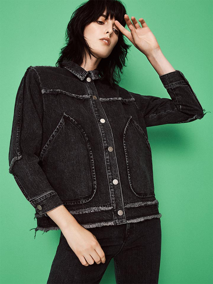Rachel Comey Langty Denim Jacket