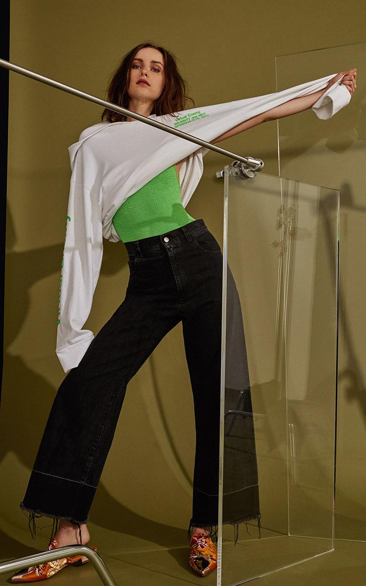 Rachel Comey Wide Legged Legion Trousers