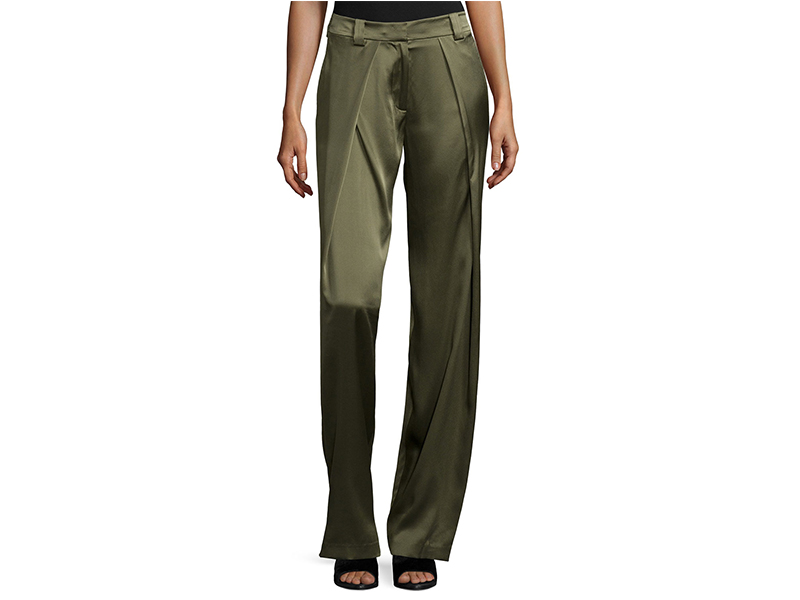 Rag & Bone Carlos Draped Silk Pants
