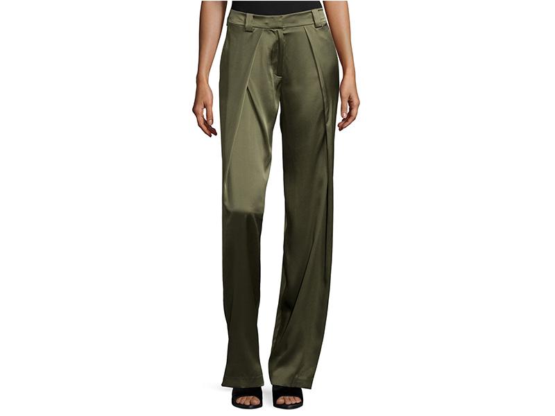 Rag & Bone Carlos Draped Silk Pants
