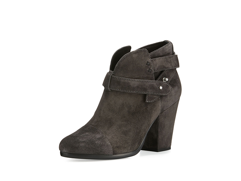 Rag & Bone Harrow Suede Ankle Boot