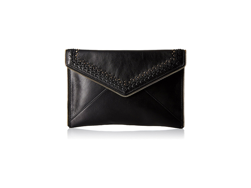 Rebecca Minkoff Leo Clutch with Studs