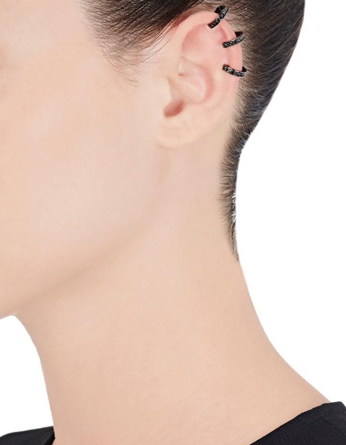 Repossi Berbère Monotype 3-Loop Ear Cuff