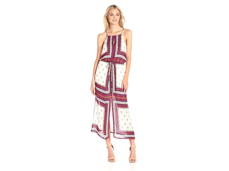 Sanctuary Clothing Midsummer Midi Column Dress