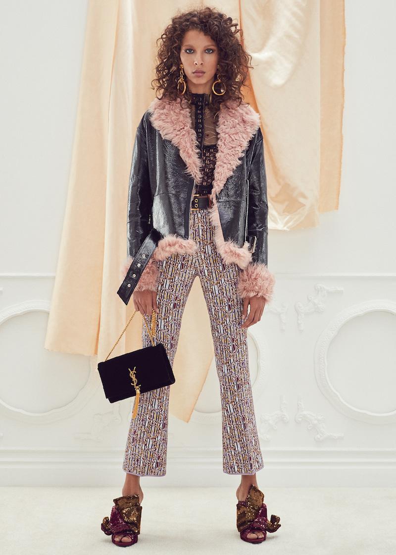 Sandy Liang Bowery Jacket