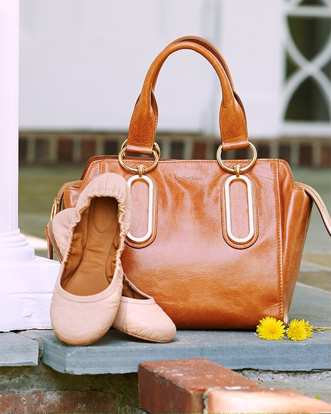 See by Chloé Paige Satchel