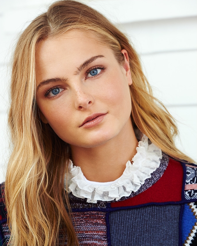 See by Chloé Patchwork Pullover