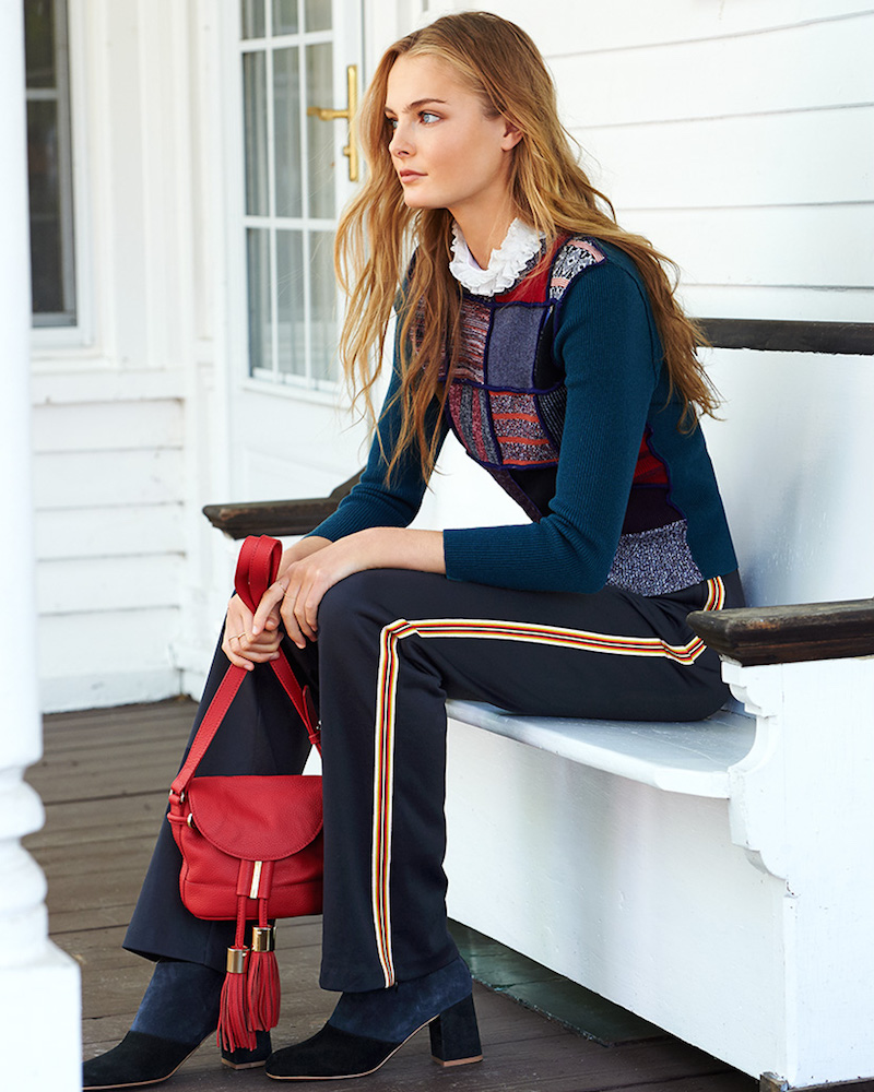 See by Chloé Slouchy Track Pants