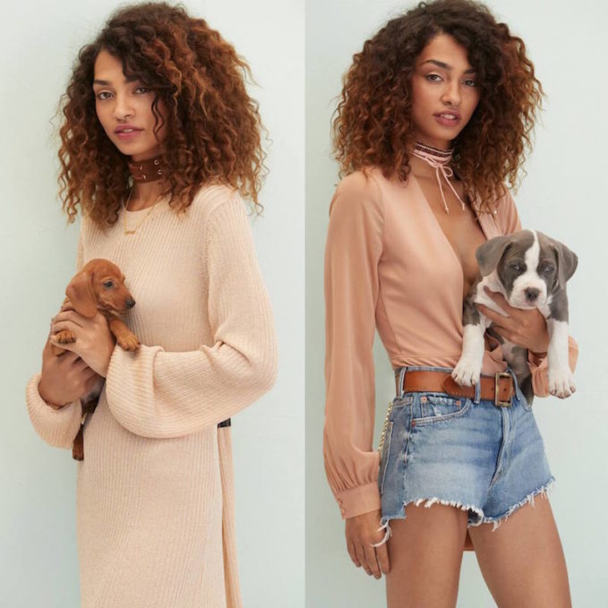 Special National Dog Day Lookbook at REVOLVE
