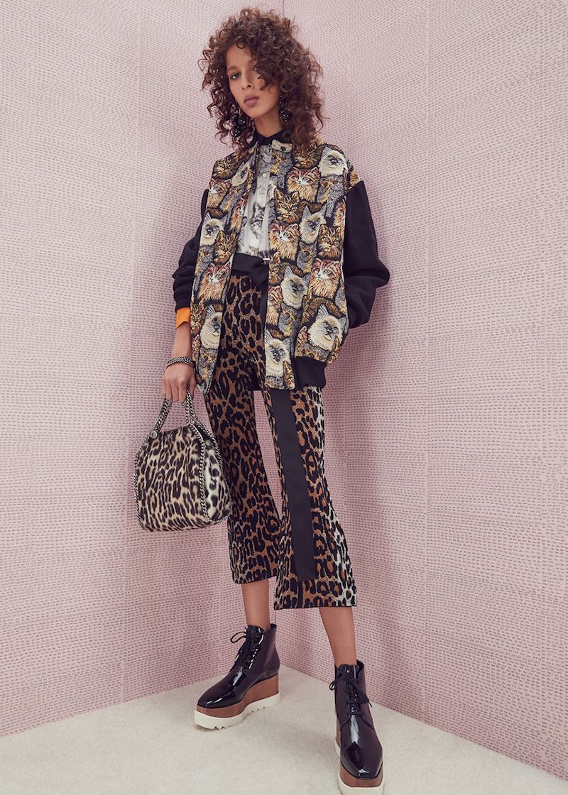 Stella McCartney Cheetah Trousers
