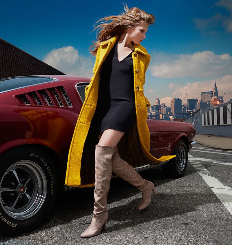 Steve Madden Emotions Over-The-Knee Boots