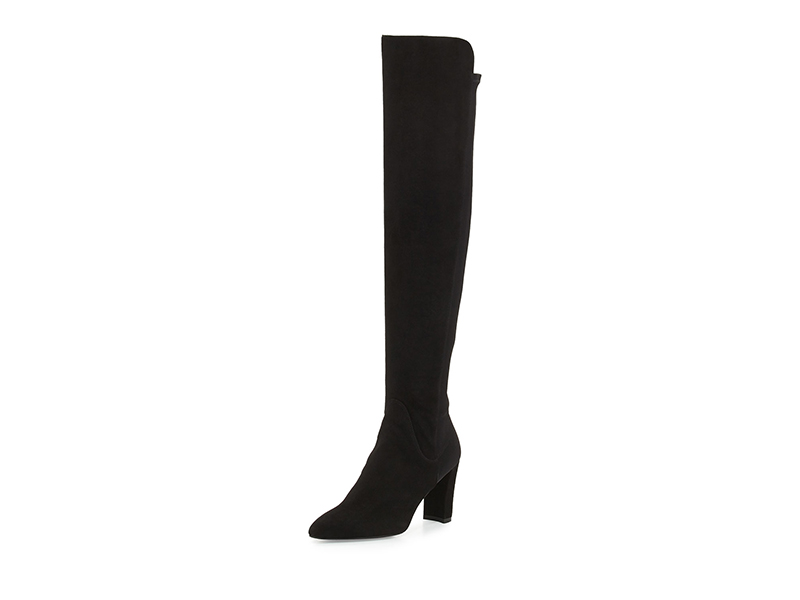 Stuart Weitzman Fiftymimi Stretch Over-the-Knee Boot