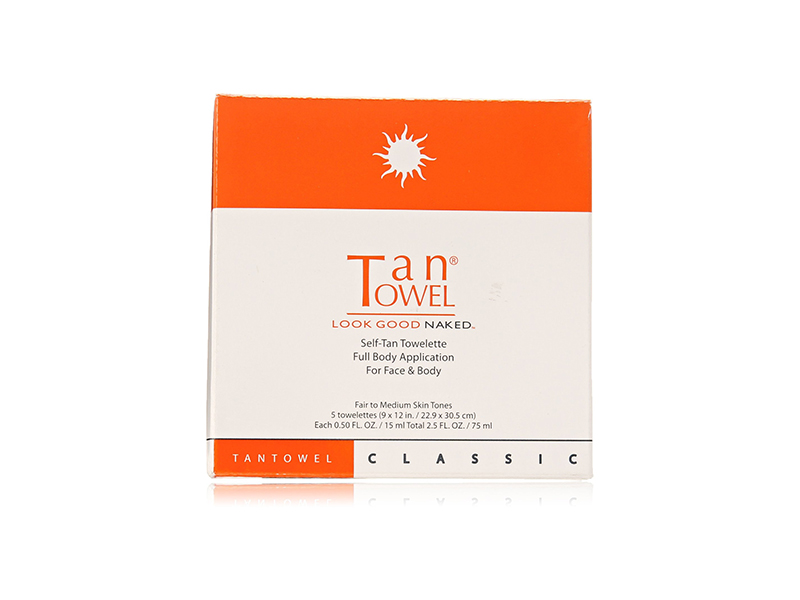 Tan Towel Full Body Classic Self-Tan Towelettes
