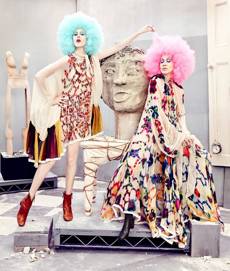 The Art of Fashion Neiman Marcus Fall 2016 Campaign-1