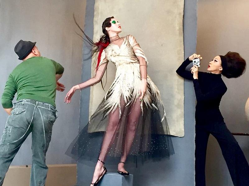 The Art of Fashion Neiman Marcus Fall 2016 Campaign-14