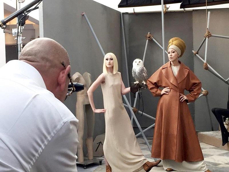 The Art of Fashion Neiman Marcus Fall 2016 Campaign-17