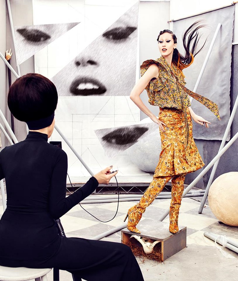 The Art of Fashion Neiman Marcus Fall 2016 Campaign-2