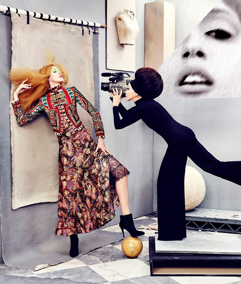 The Art of Fashion Neiman Marcus Fall 2016 Campaign-3