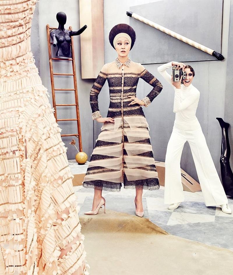 The Art of Fashion Neiman Marcus Fall 2016 Campaign-5