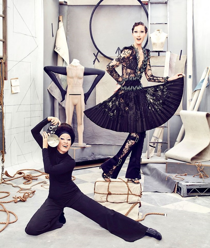 The Art of Fashion Neiman Marcus Fall 2016 Campaign-6