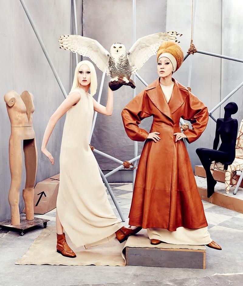 The Art of Fashion Neiman Marcus Fall 2016 Campaign-8