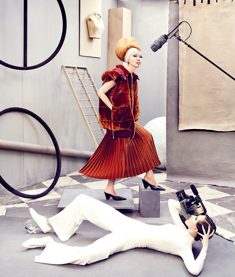 The Art of Fashion Neiman Marcus Fall 2016 Campaign-9