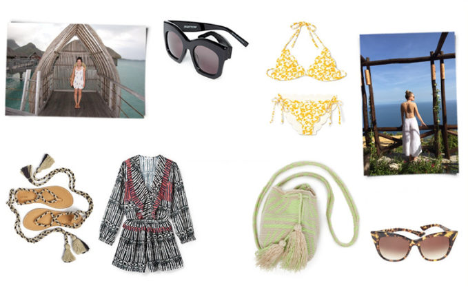 Vacation Diaries: What to Pack Fall 2016