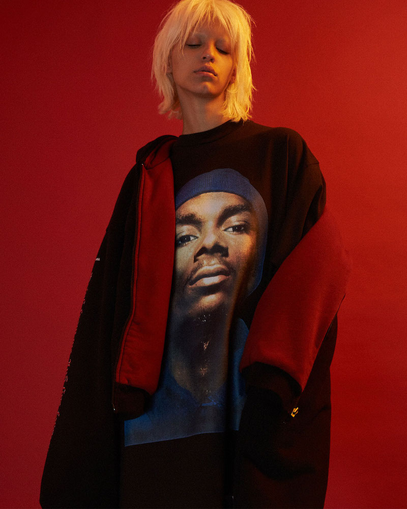 Vetements Oversized Snoop Dogg Printed T-shirt