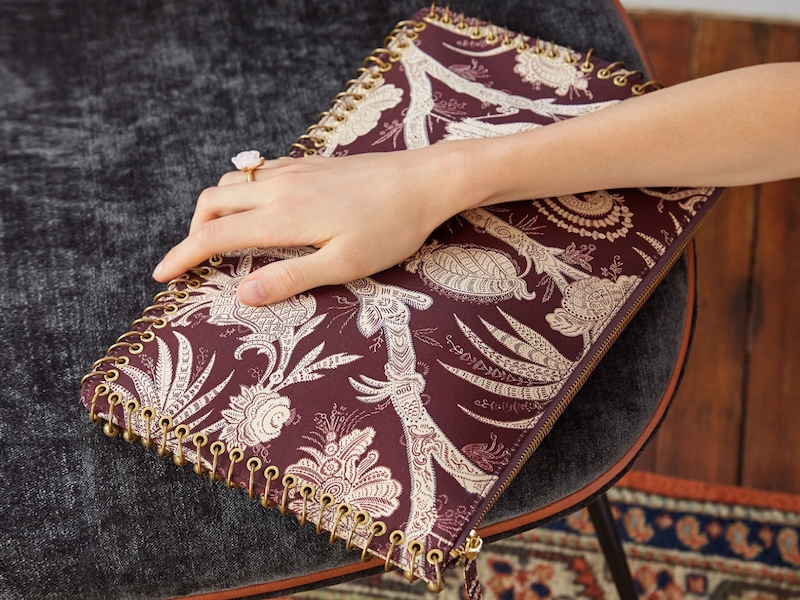 Zimmermann Envelope Clutch