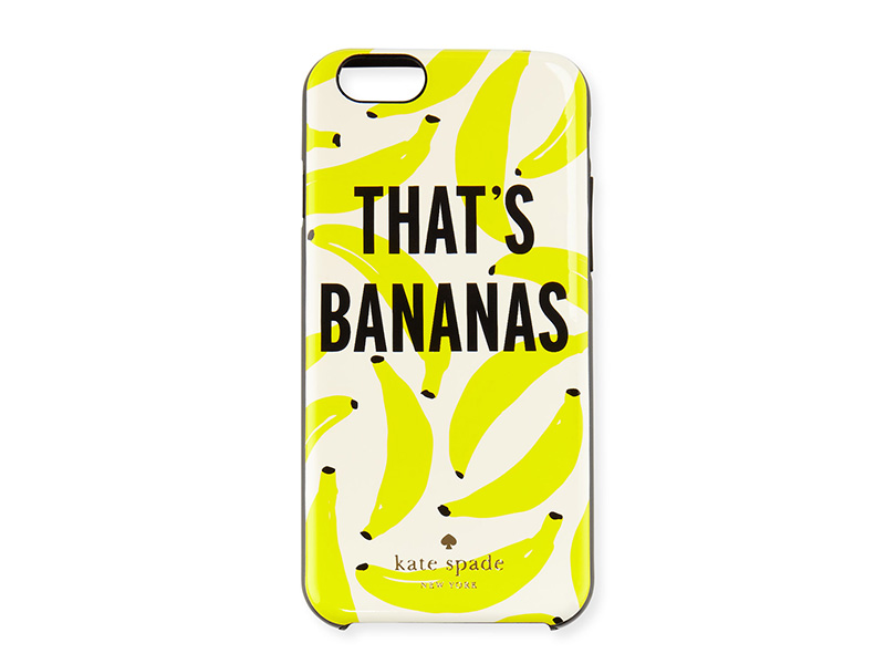 kate spade new york that's bananas iPhone 6/6s case