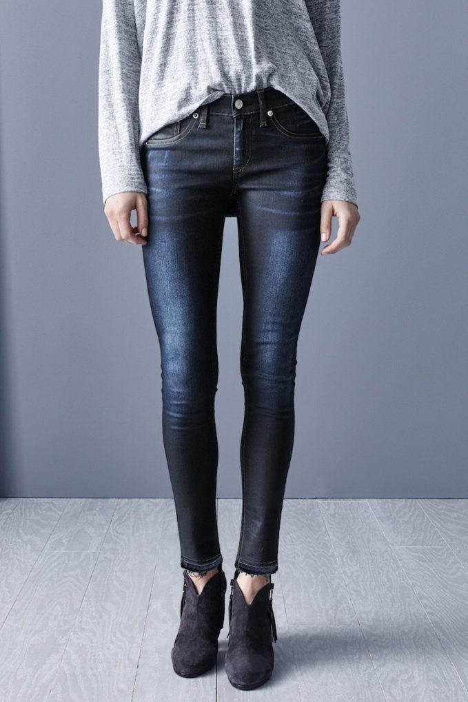 rag & bone/JEAN The Skinny Skinny Jeans
