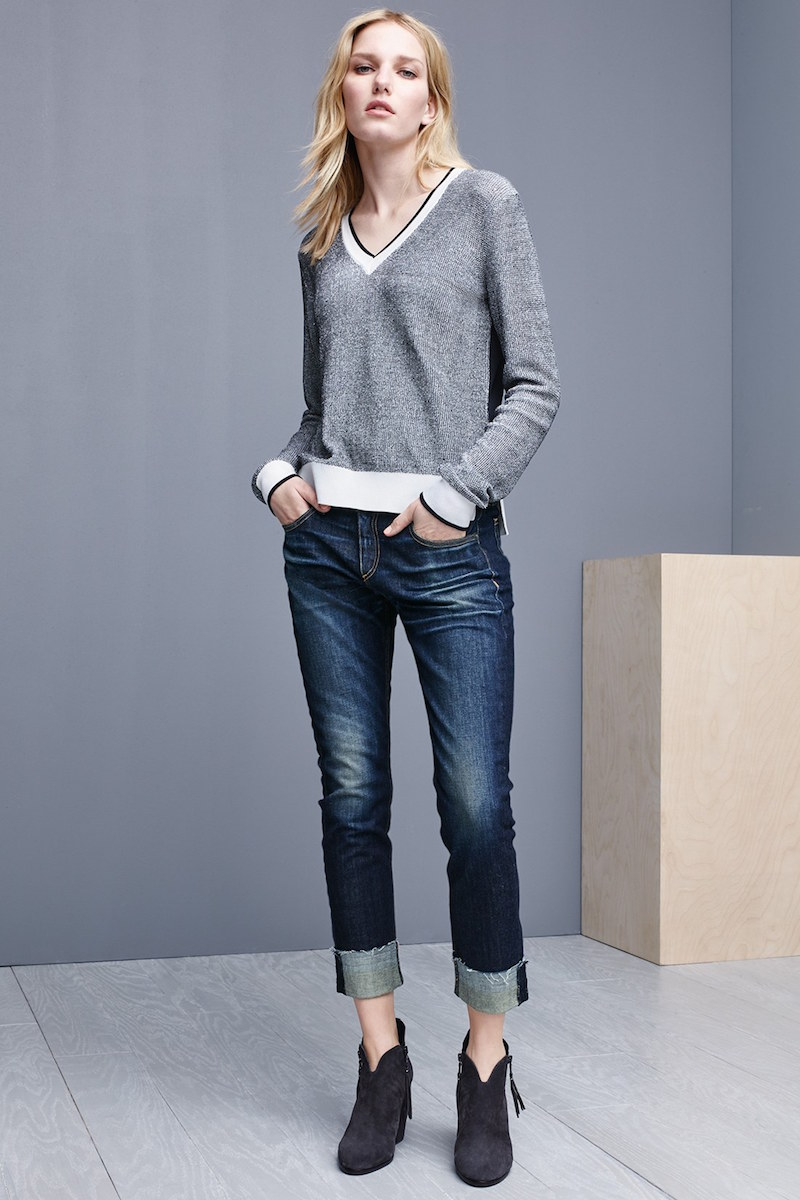 rag & bone/JEAN The Dre Slim Fit Boyfriend Jeans
